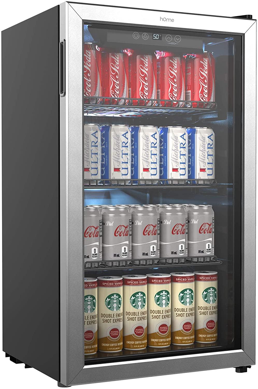 hOmeLabs-120-Can-Mini-Beverage-Cooler