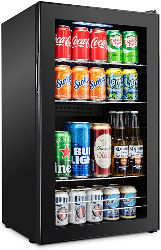 Ivation 126 Can Beverage Refrigerator Review 2021