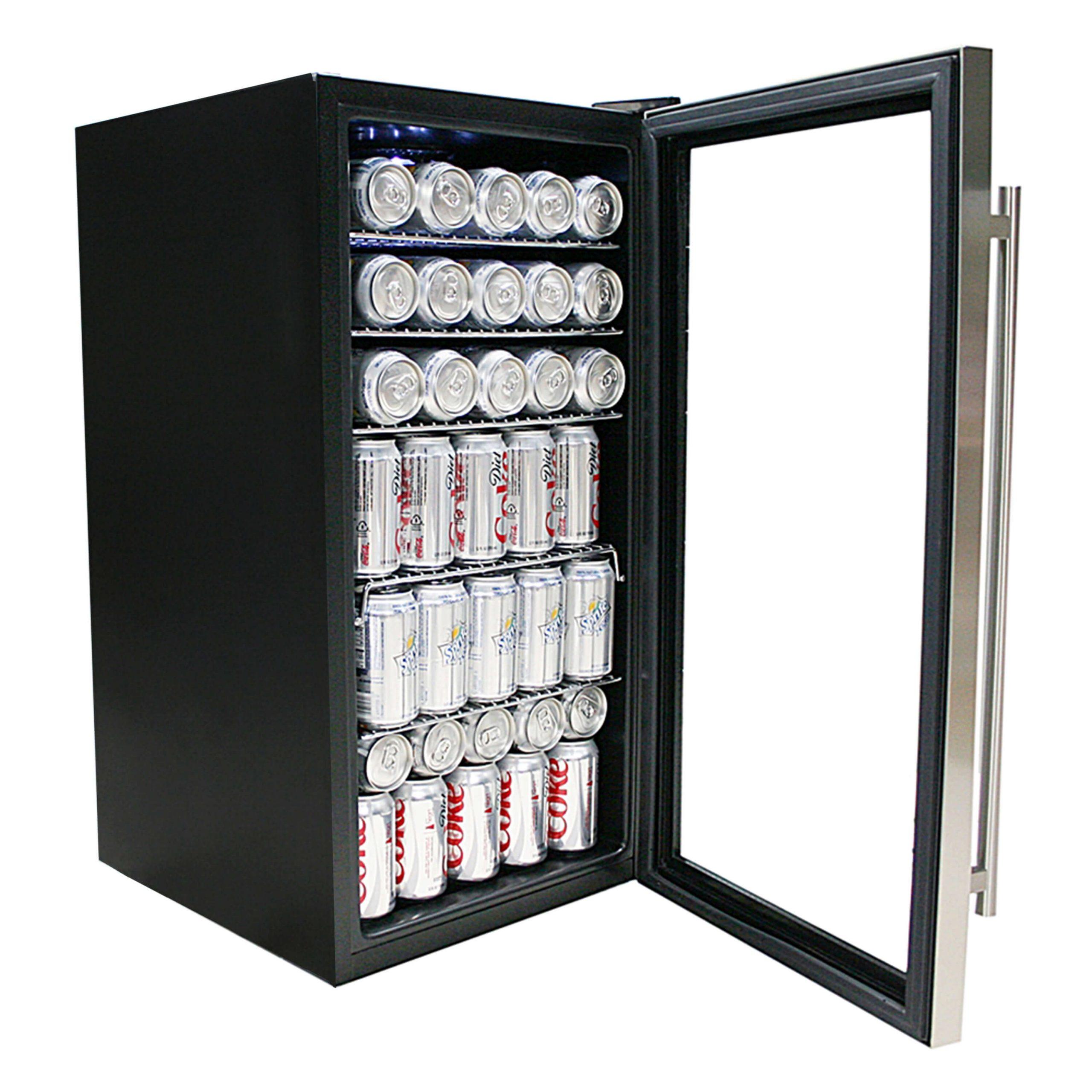 Whynter BR-130SB Beverage Refrigerator Specs 2021