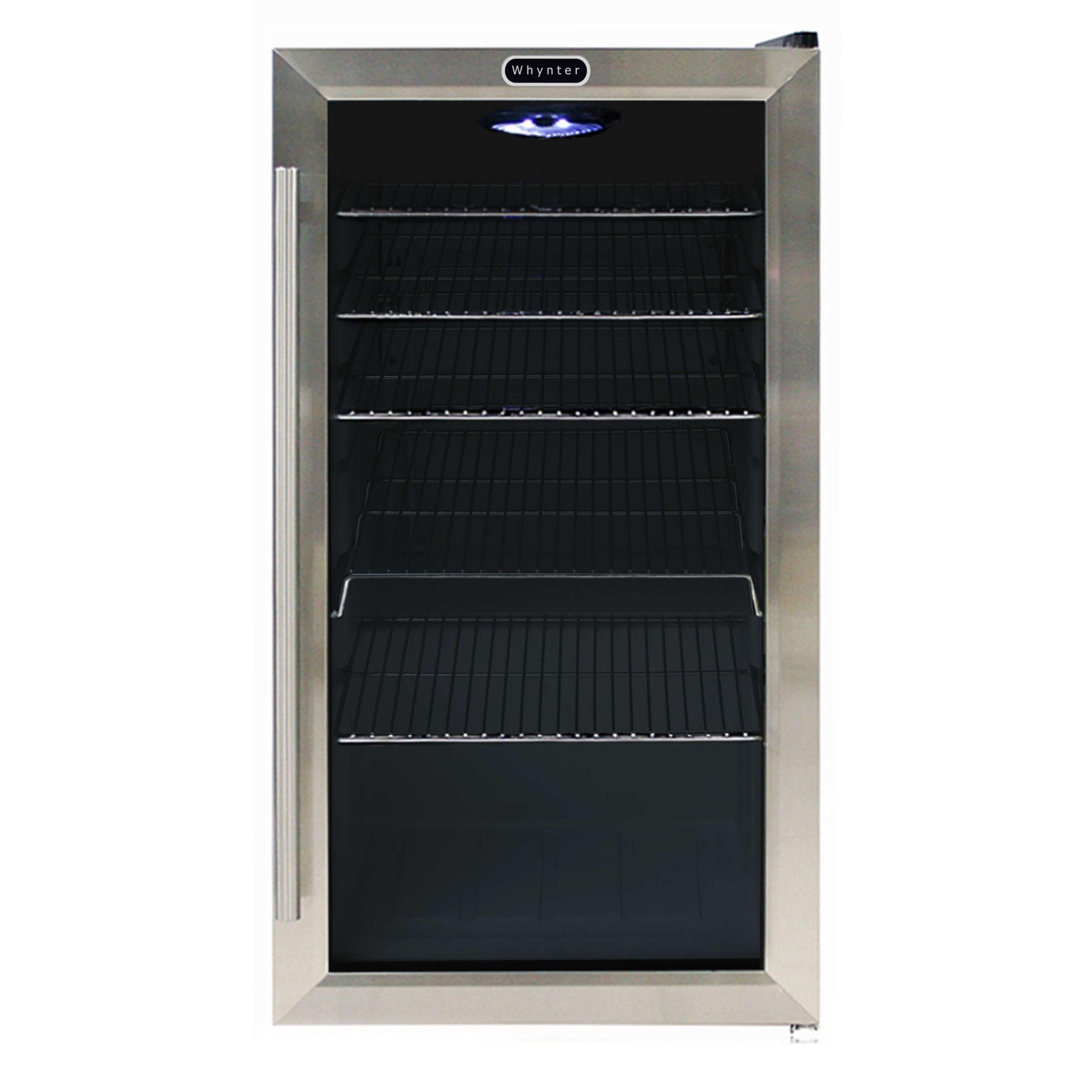Whynter BR-130SB Beverage Refrigerator Specs