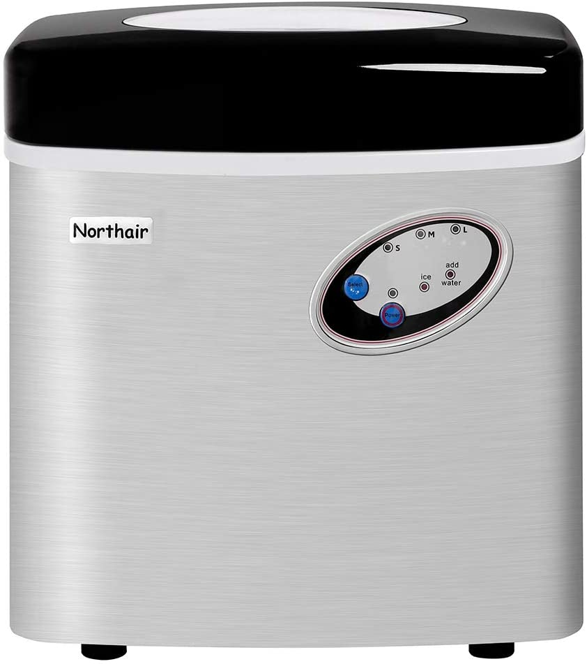 Northair 48lbs/24H Portable Ice Maker Review
