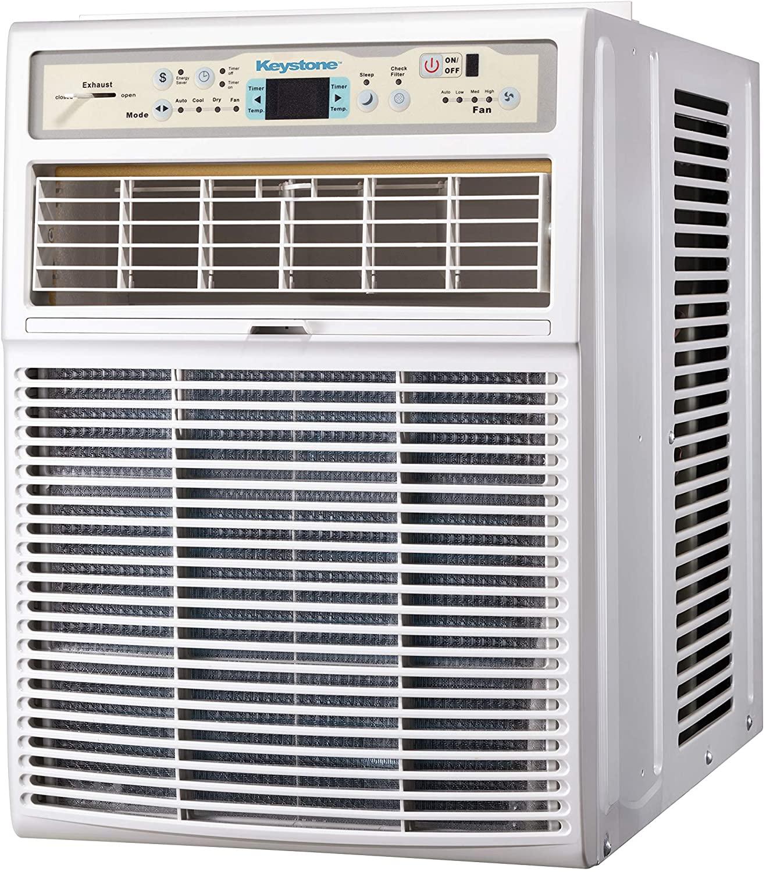 Keystone 10,000 BTU Slider Casement Window Conditioner Specs