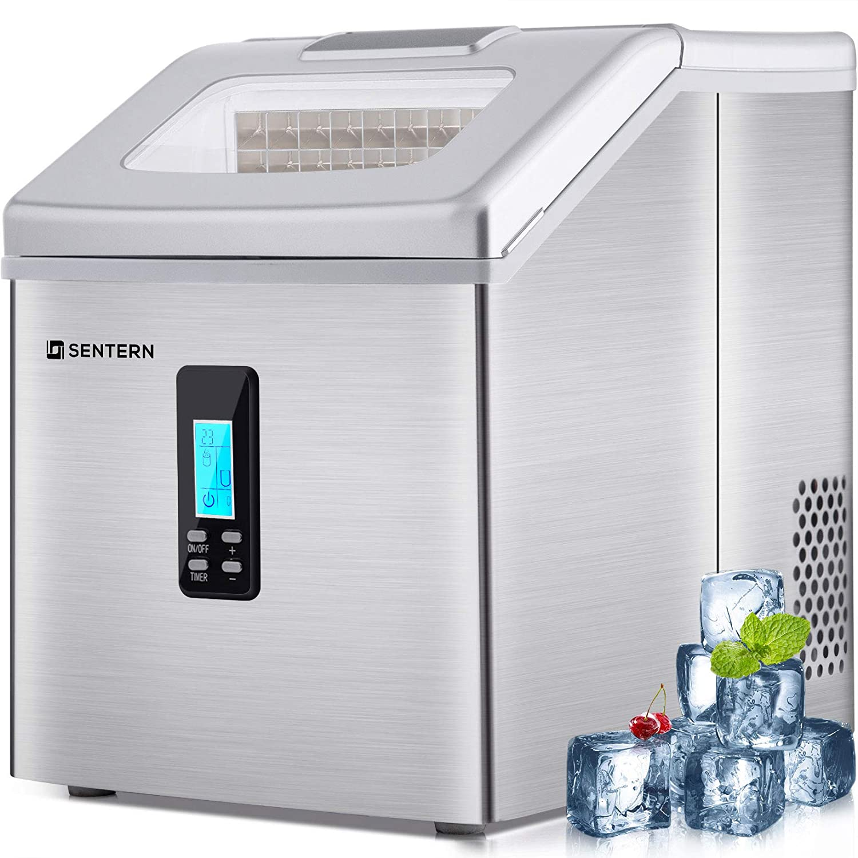 Sentern 48 lbs Portable Countertop Ice Maker Review