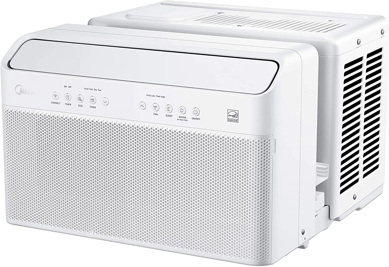 Midea U Inverter Window Air Conditioner 8,000BTU