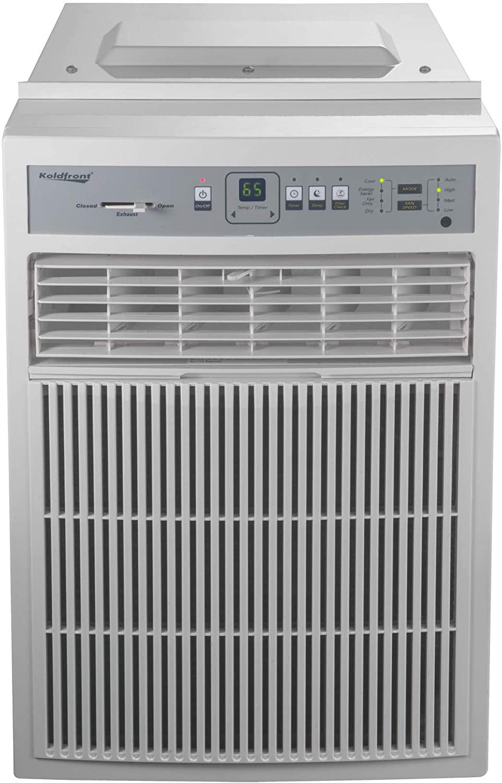 Koldfront CAC8000W 8000 BTU 115V Casement Air Conditioner