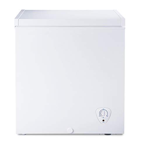 SMETA 5 Cu.Ft Chest Freezer