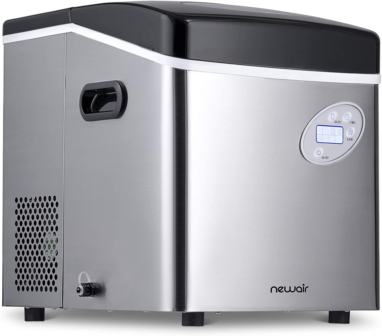 50 Lbs/ 24 NewAir Portable Ice Maker