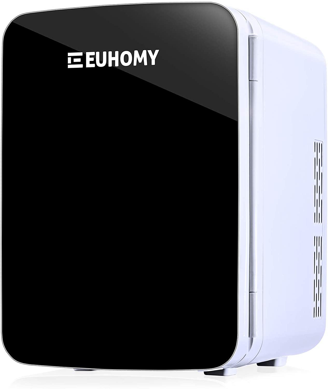 Euhomy Mini fridge 10 L Mini skincare