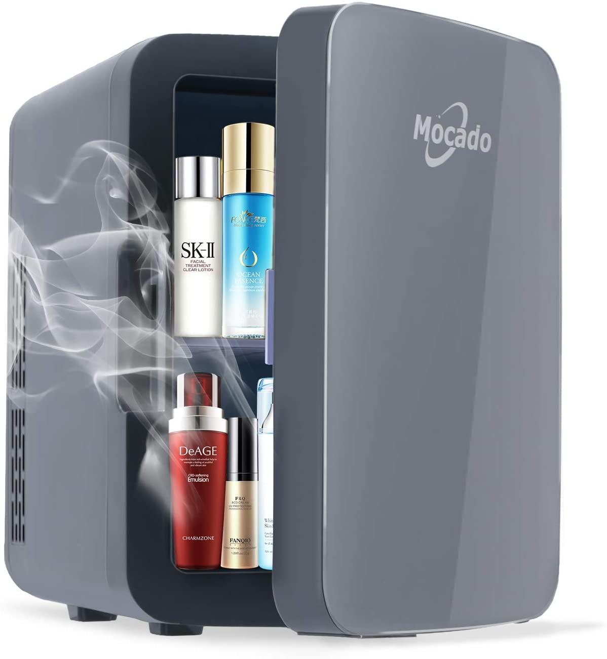 Mini Fridge Skincare Makeup Refrigerator