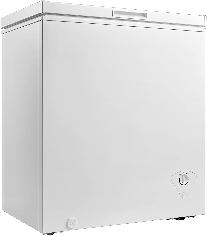 Midea MRC050S0AWW Chest Freezer, 5.0 Cubic Feet rewviw 2021