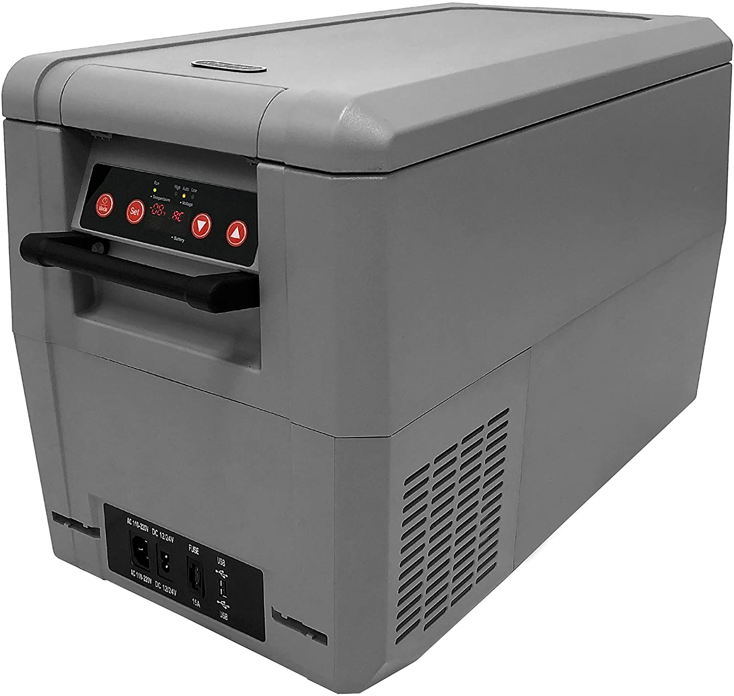 Whynter FMC-350XP 34 Qt Compact Portable Refrigerator