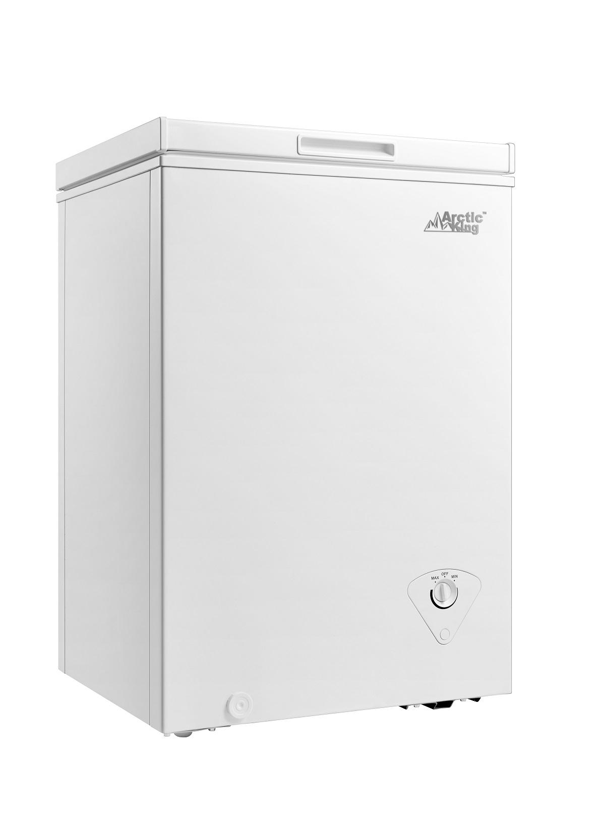 Arctic King 3.5 Cu Ft Chest Freezer