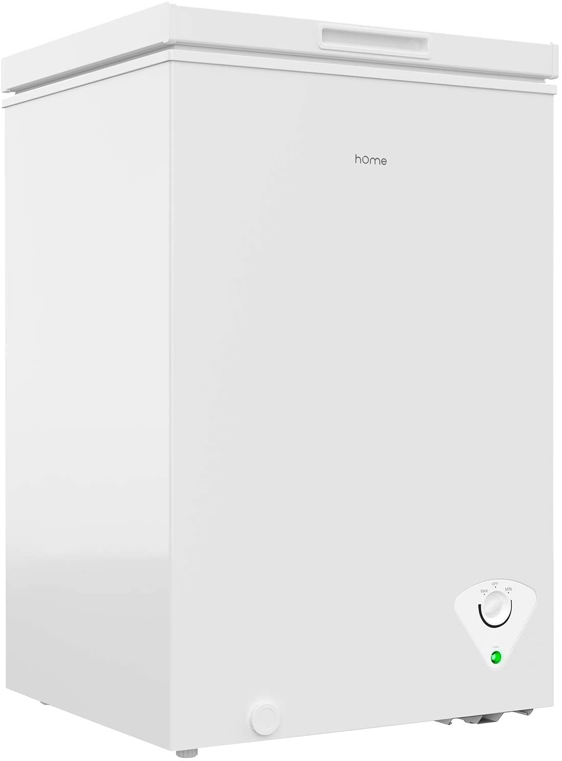 hOmeLabs 3.5 Cu. Ft. Chest Freezer