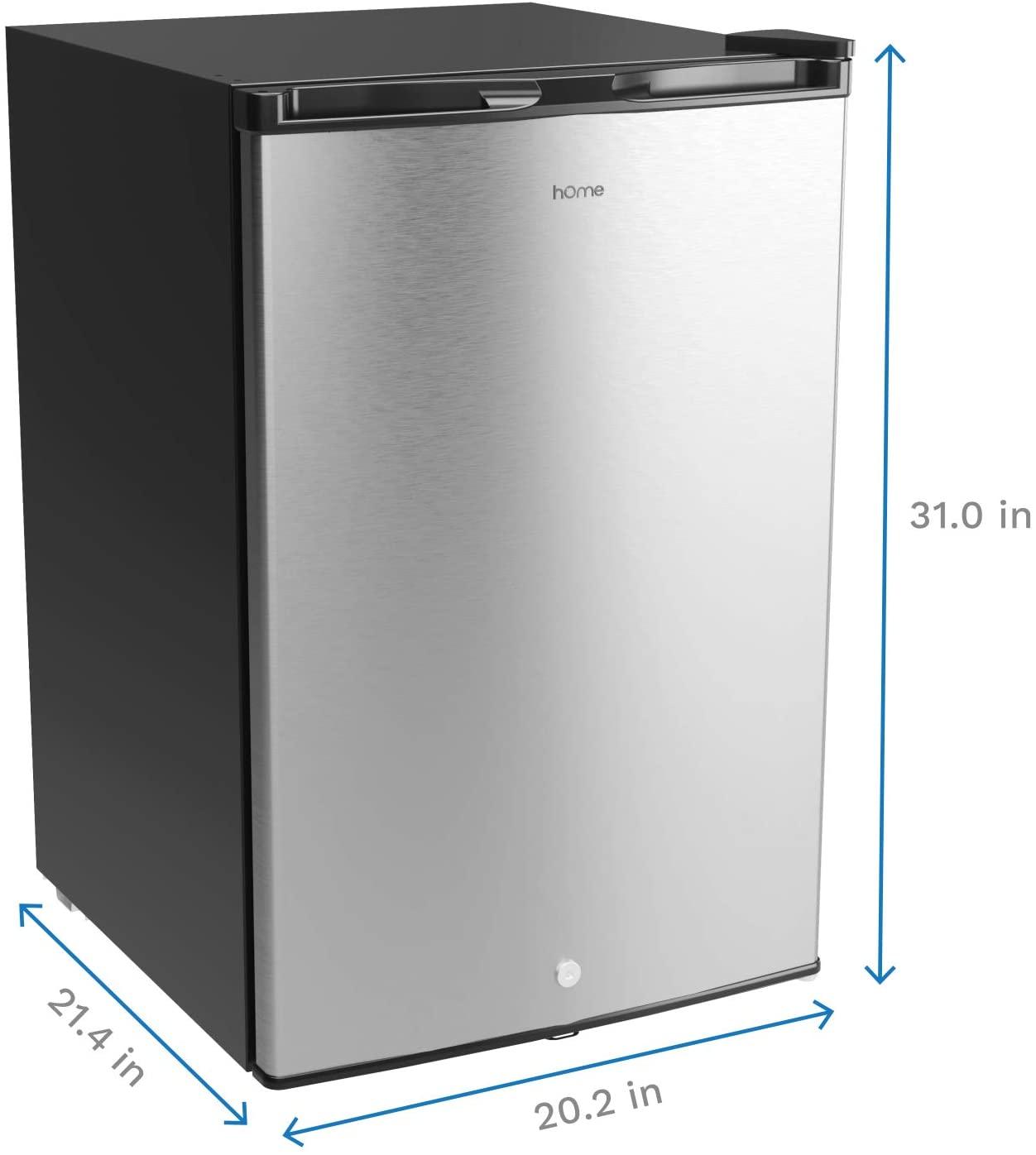 hOmelabs Upright Freezer 3.0 Cu. Ft. Specs