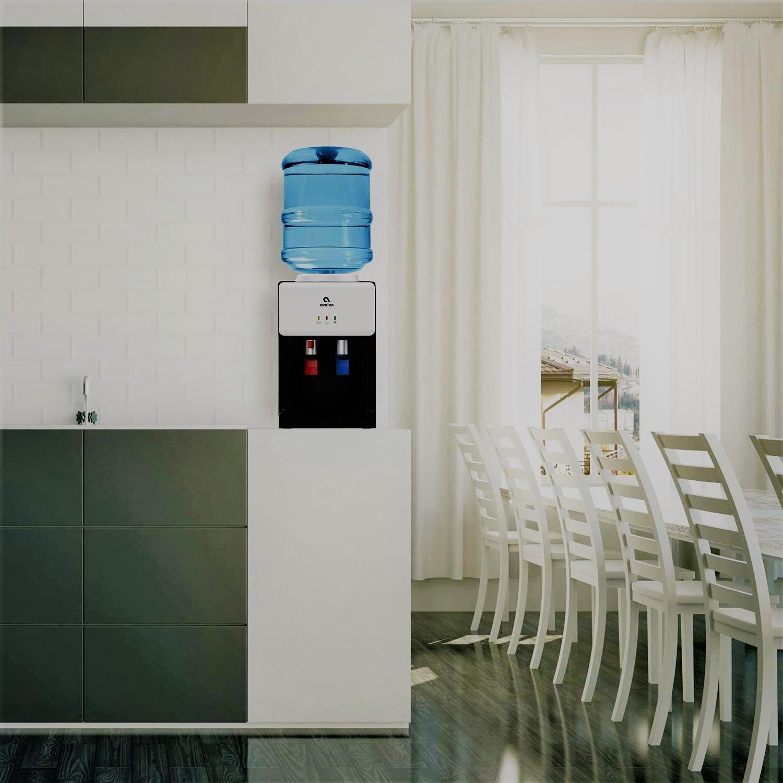Avalon Premium Hot/Cold Top Loading Countertop Water Cooler Dispenser