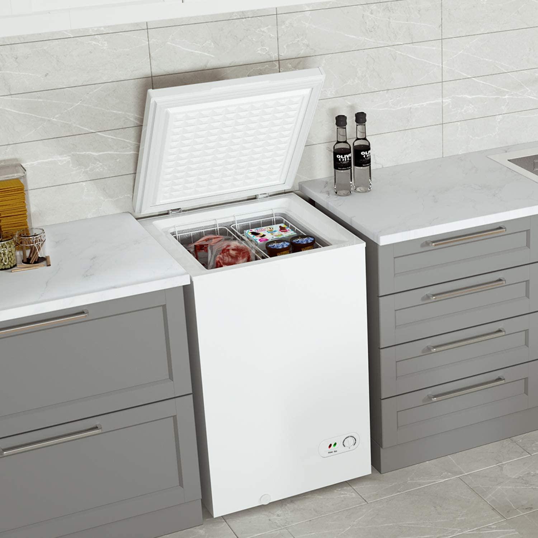 Northair Chest Freezer - 3.5 Cu Ft