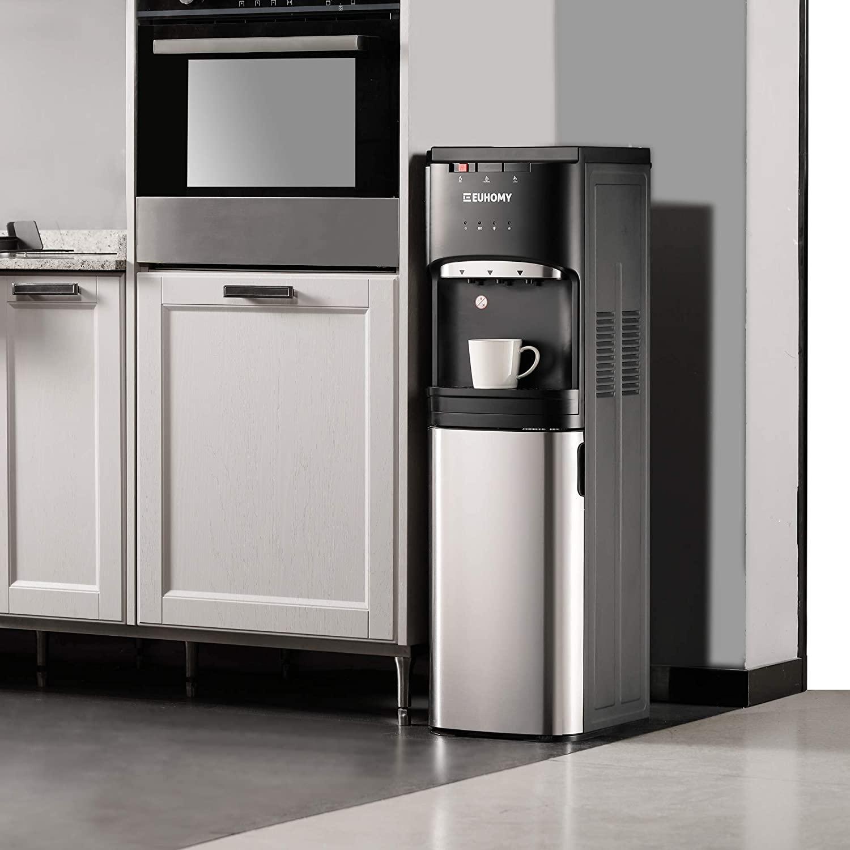 Euhomy Self Cleaning Bottom Loading Water Cooler Dispenser