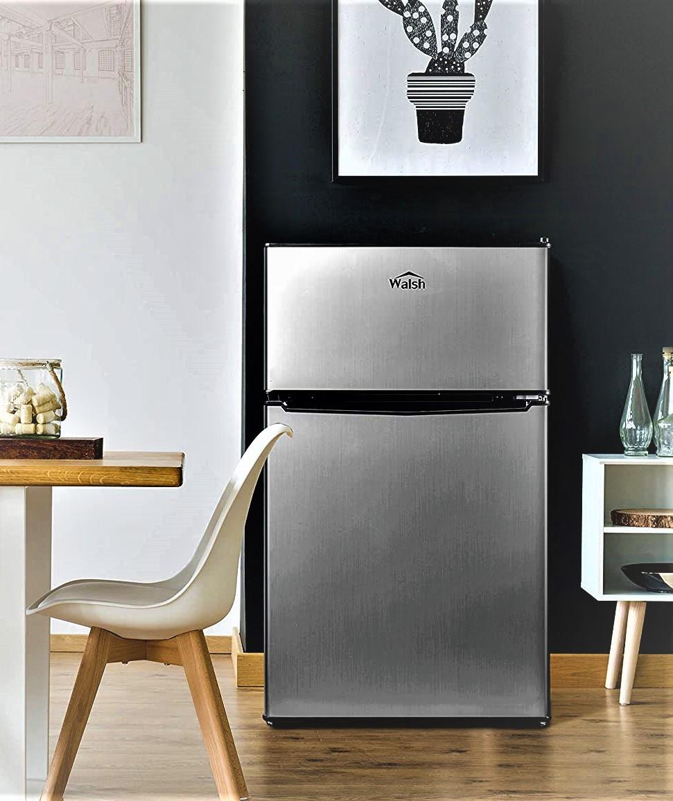 Walsh WSR31TS1  Dual Door Fridge with Freezer