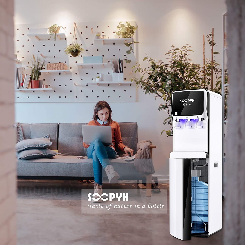 SOOPYK Water Dispenser, Bottom Load Water Cooler
