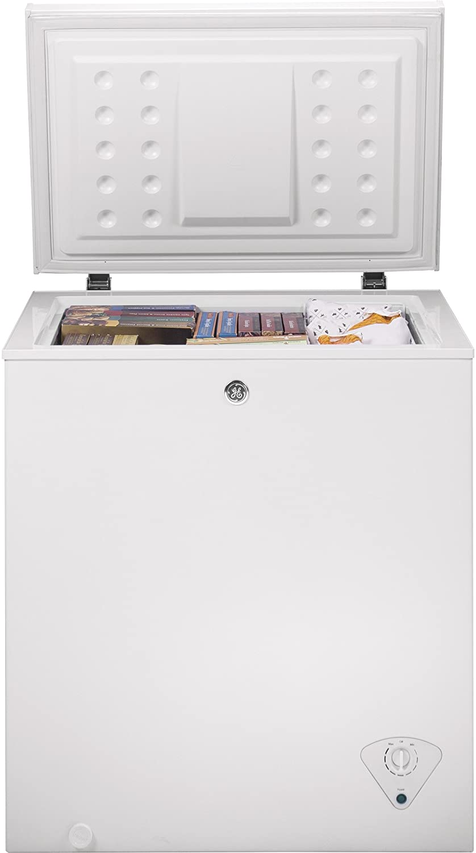 GE FCM5SKWW Chest Freezer
